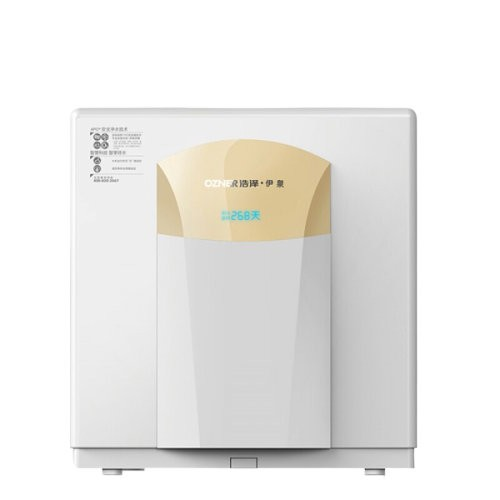 浩泽(ozner) 家用透过滤厨下式JZY-A2B3(XD)直饮清水器 一年起租第二年开端57元/月全国包装置