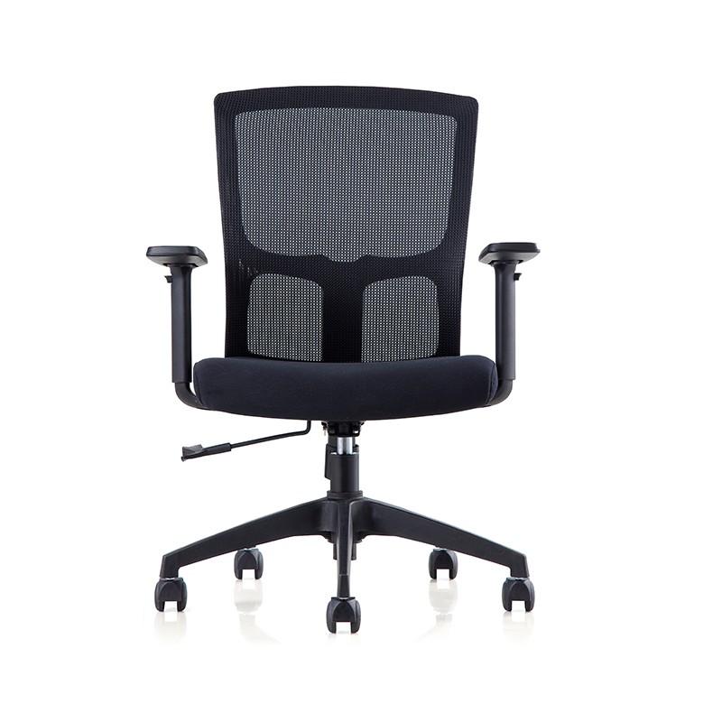 国产网布办公椅 员工转椅【全新】