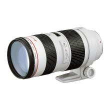 佳能(Canon) EF 70-200mm f/2.8L USM 远摄变焦镜头 70200小白