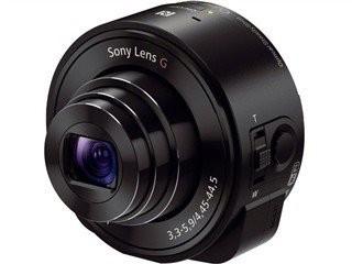 索尼 QX10 手机镜头 无线自拍