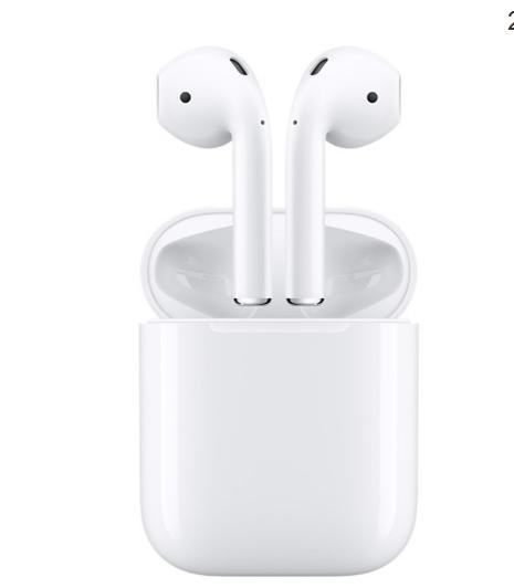 【全新国行】Apple Airpods 2代