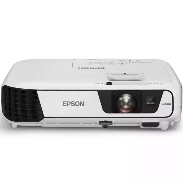 爱普生(EPSON)CB-S31 办公 投影机 投影仪(SVGA分辨率