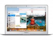 蘋果筆記本電腦MacBook Air 128GB  MJVE2