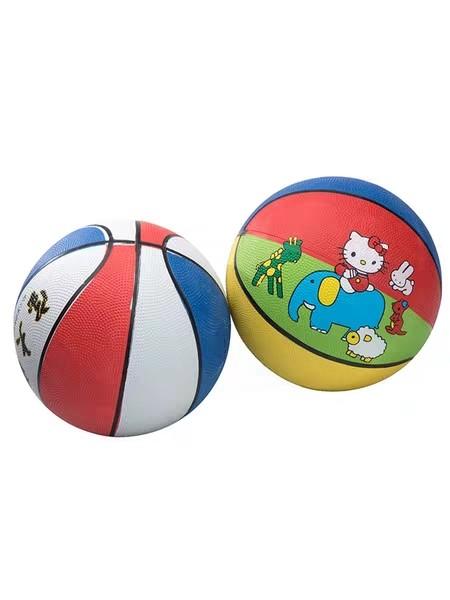 儿童专用篮球幼儿园拍拍球小皮球