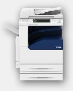 富士施乐彩色复印机