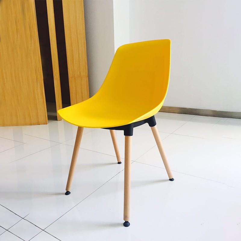国产彩色PP+GF背框会议椅 办公椅 洽谈椅【全新】
