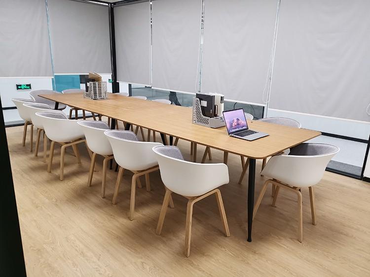 國產直條會議桌洽談桌辦公桌【全新】