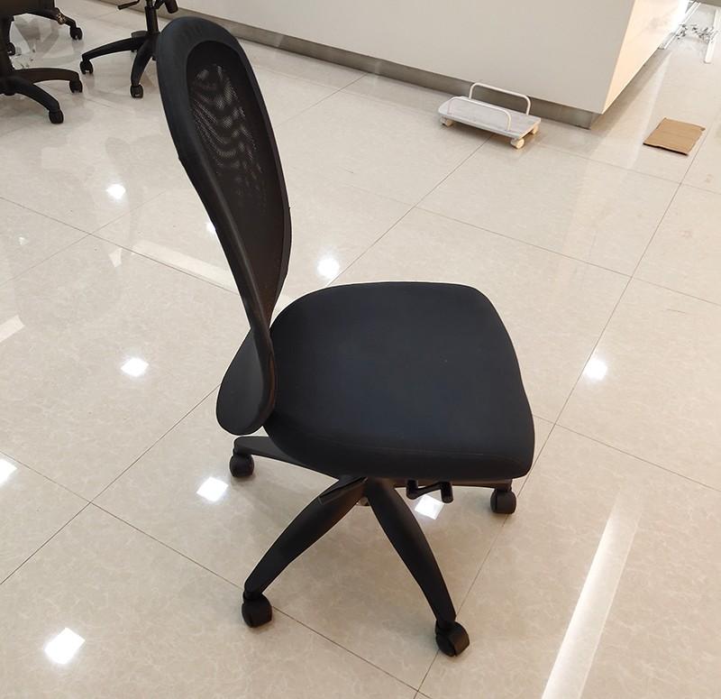 國產簡約無扶手辦公椅 會議椅 電腦椅【二手9成新】