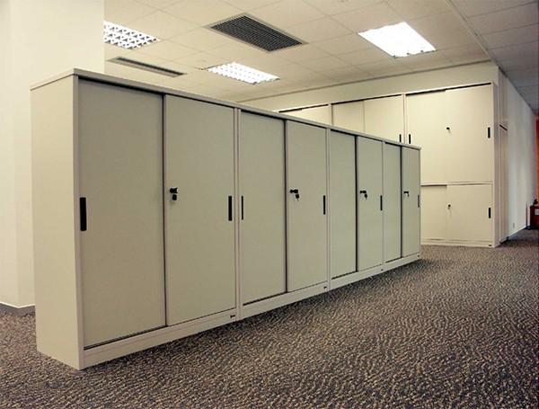 国产环保板材文件柜 收纳柜 矮柜【二手9成新】