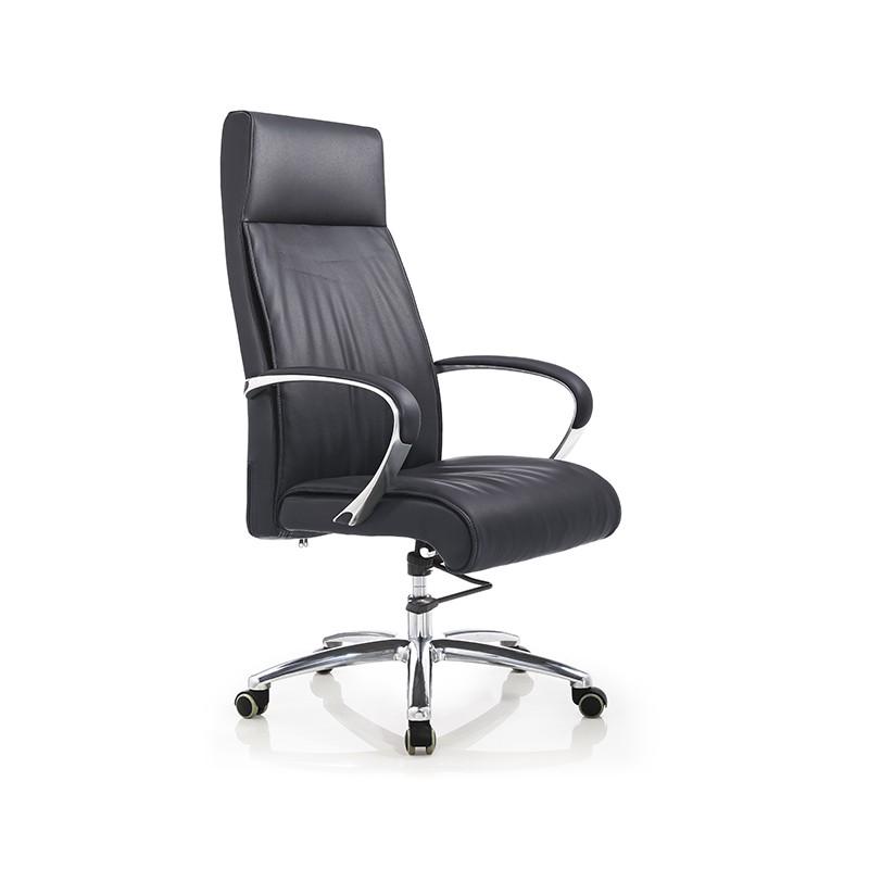 國產皮質大班椅 老板椅 辦公椅【全新】