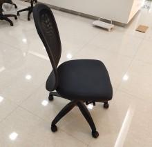 国产简约无扶手办公椅 会议椅 电脑椅【二手9成新】