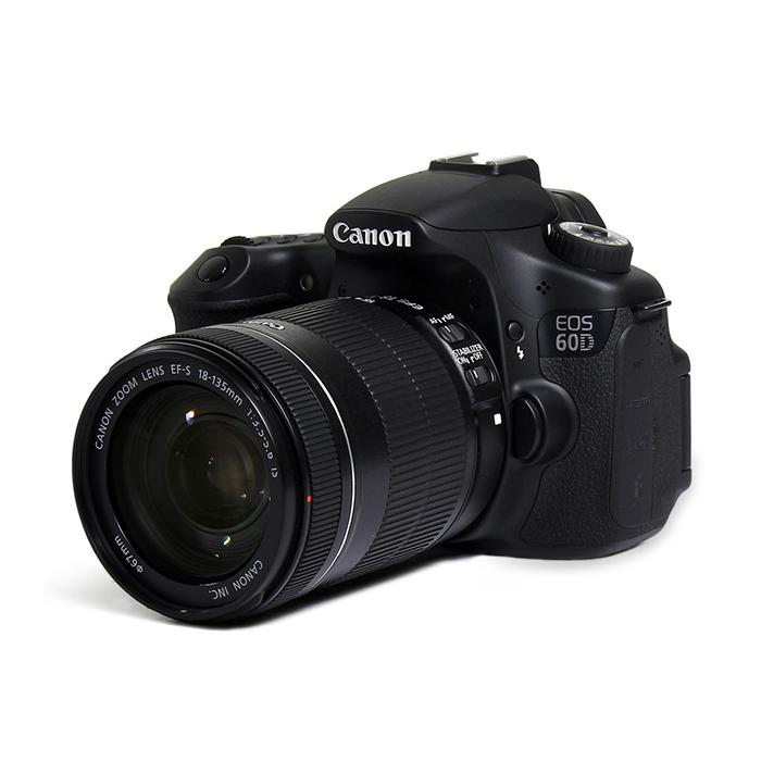 佳能60D 18-55mm 18-135mm 50 1.8套機鏡頭