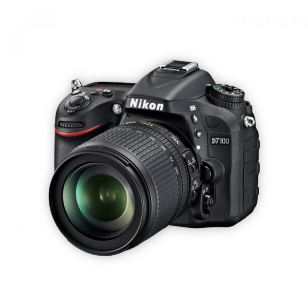 尼康D7100 18-55 18-105MM 50 1.8G镜头