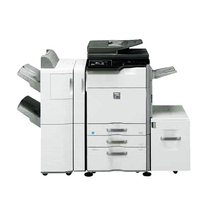上海 夏普mx-3110 彩色复合机 扫描/打印/复印 95成新