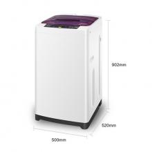 【全新】统帅 波轮洗衣机 TQB55-@1/5.5公斤/全自动波轮洗衣机