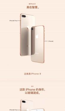 Apple 苹果 iPhone8 手机 全网通 金色 64G 标配