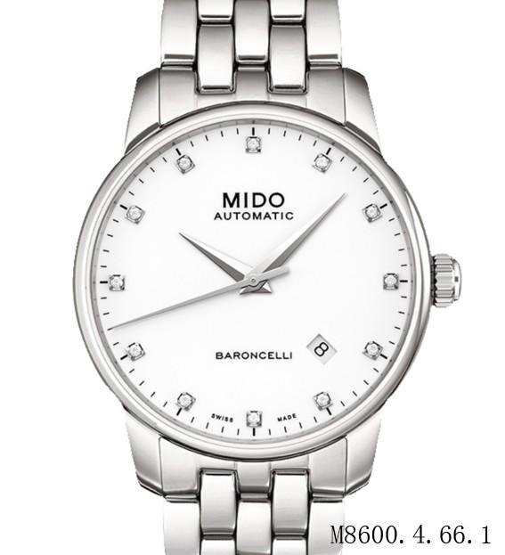 MIDO 美度贝伦赛丽男款自动机械腕表