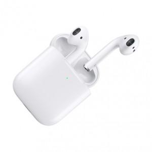 Apple AirPods 全新二代無線耳機+無線充電盒