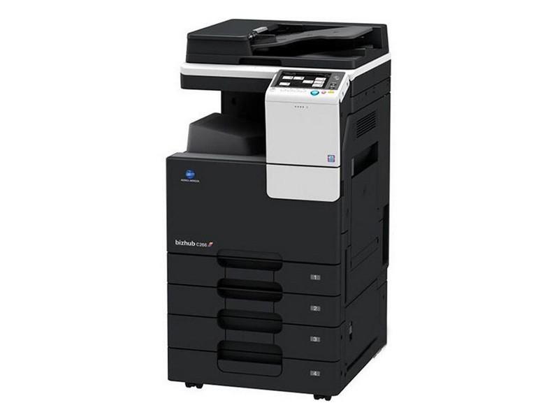 柯尼美能达彩色复印机