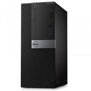 戴尔(DELL)Optiplex3060MT 办公台式电脑整机主机商用台式机办公电脑 含显示器(E2216H) 集成显卡
