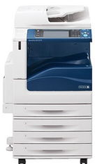 施樂C5575彩色復印機