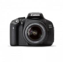 佳能600D 入門單反 相機 帶鏡頭