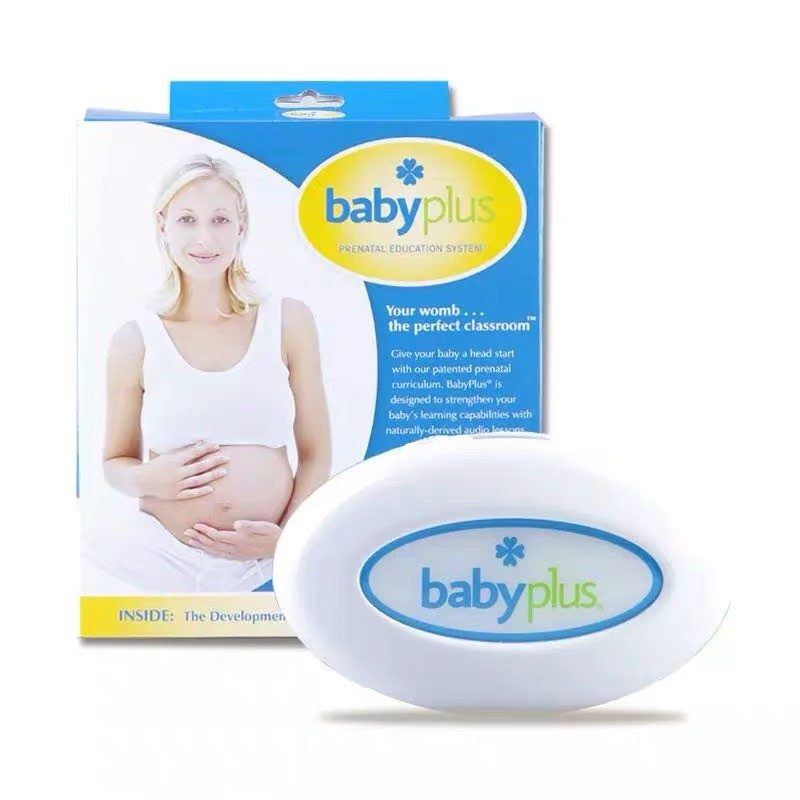 美国进口babyplus胎教仪婴蓓佳正品孕妇胎教仪胎教机