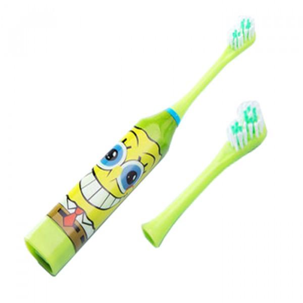 创意儿童电动牙刷卡通全自动超声波电动牙刷洗漱用品
