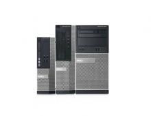 戴尔商务电脑3020MT/I5/16G/24寸设计款