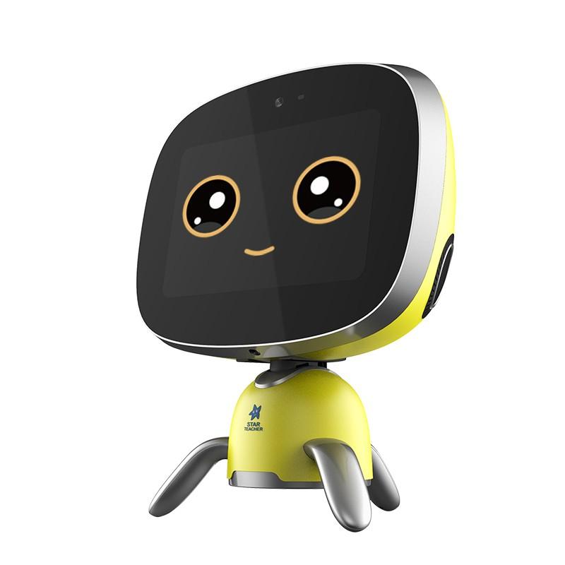 星老师 儿童在线约课4-16岁的K12教育新生态教育机器人