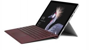 爆款微软 Surface Pro 5 平板电脑二合一+原装键盘