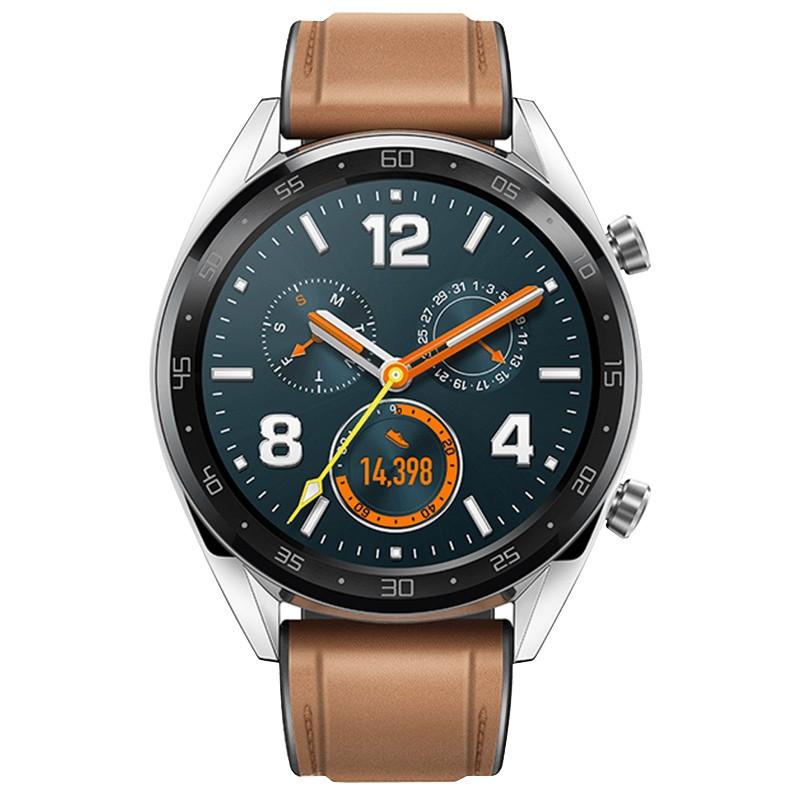 HUAWEI 华为 WATCH GT智能手表 NFC 监测心率持久续航