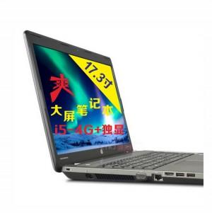 惠普HP17.3寸大屏笔记本1G独显(办公全能型  教育培训  展示)