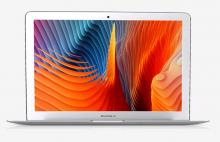 16款Apple MacBook Air 13.3寸笔记本电脑
