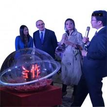 启动仪式LED启动球60cm/120cm启动球租赁