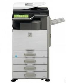 夏普MX3118 NC免费印4000张黑白50张彩色