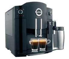全自动优瑞咖啡机(意式香浓型)+高级托盘