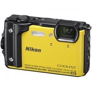 尼康W300防水相机 (裸机可下潜30米)