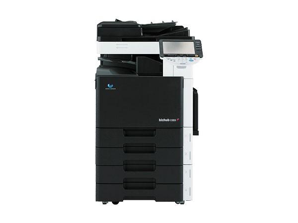 柯美C353彩色復印機 可以打印不干膠