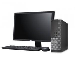 DELL G550/4G/120G SSD/19寸/键盘鼠标  台式机