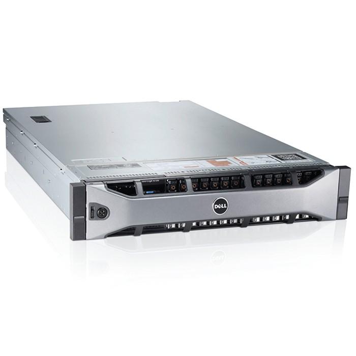 DELL/戴爾R720服務器機架式2U主機雙路至強E5處理器