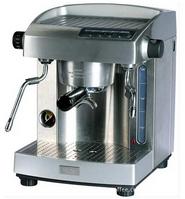 泵压式咖啡机+专业磨豆机