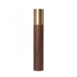 【如意金箍棒】木质气流感应打火机充电USB防风电子点烟器无声