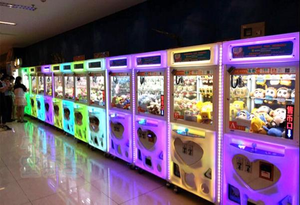 廣州廠家直租二手娃娃機,成色新價格低,性價比高