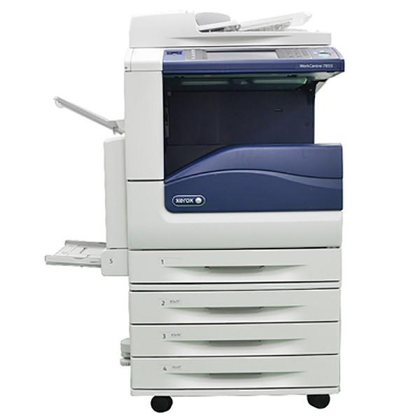施樂 7855彩色復印機