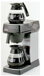 美式咖啡滴漏機+溫杯機+托盤