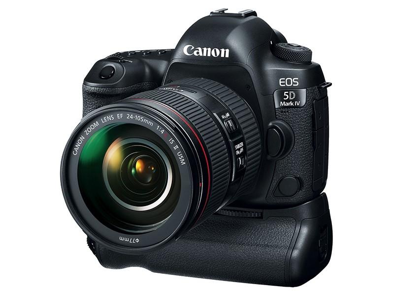 佳能5D4全画幅单反相机( Mark IV)