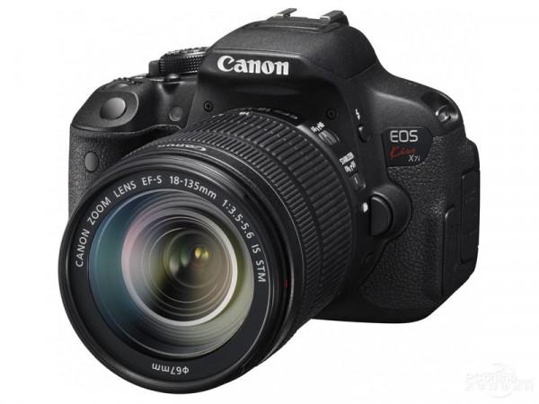 佳能 EOS 700D套机(配18-55mm)