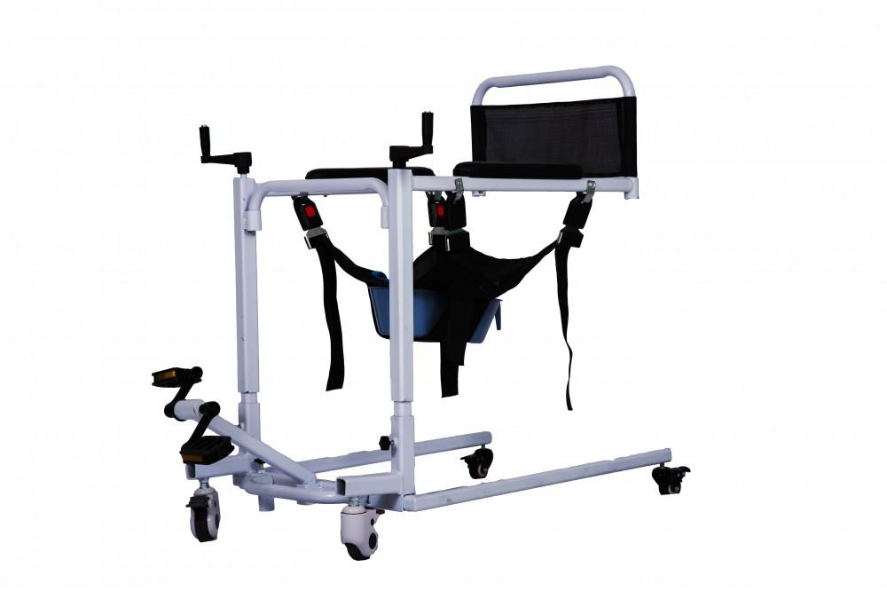 康护失能移位车护理失能病人的好帮手
