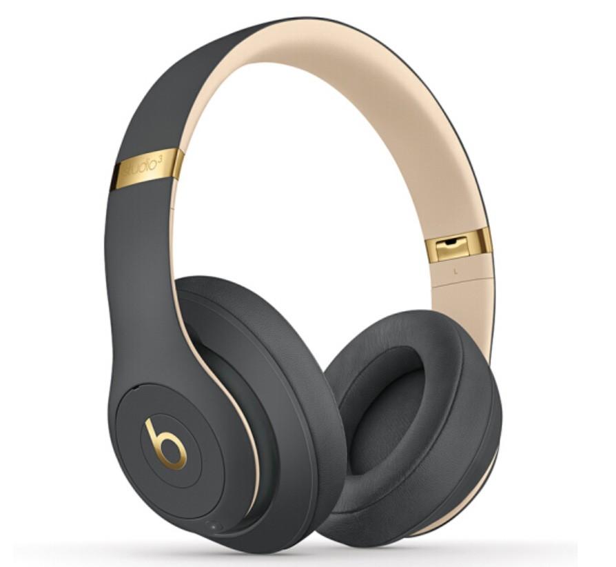 Beats Studio3 Wireless 头戴式无线蓝牙降噪耳机